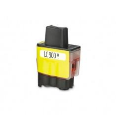Brother LC-900 Y - kompatibil